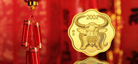 2021中国辛丑(牛)年金银纪念币图文赏析