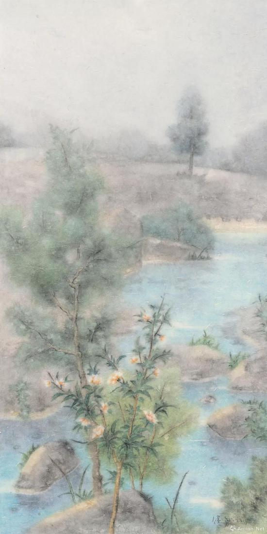 拍品编号226曾健勇(中国,1971年生) 《诸野》
