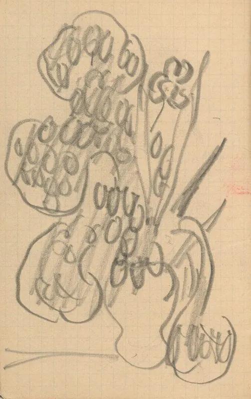 梵高画作|梵高和他的山水哲学