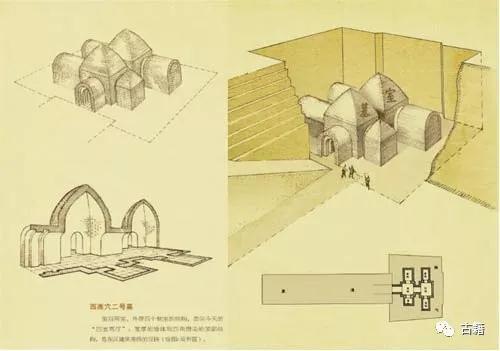 """""""曹操墓""""的墓室结构"""