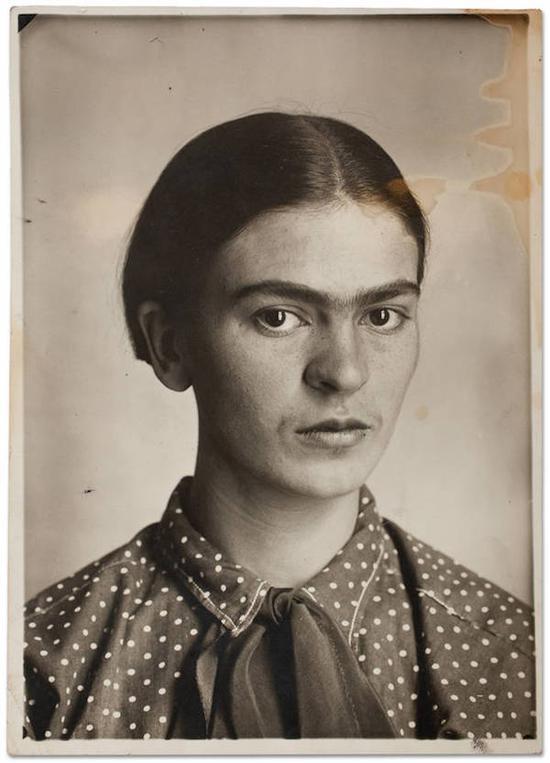 弗里达·卡罗,1926年