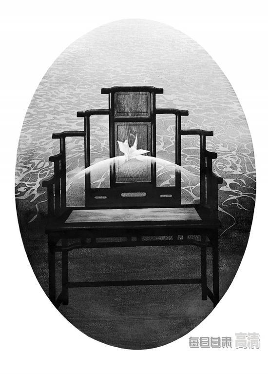 椅·汐 罗跃刚