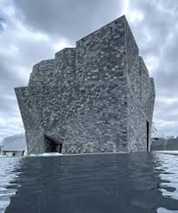 巨型博物馆——角川武藏野博物馆将于日本埼玉县所泽市揭