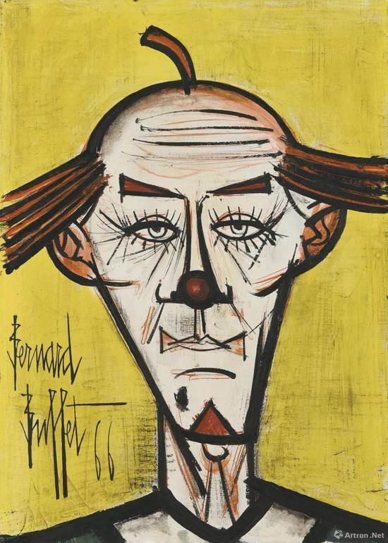 拍品编号321 贝尔纳·布菲(法国,1928-1999)