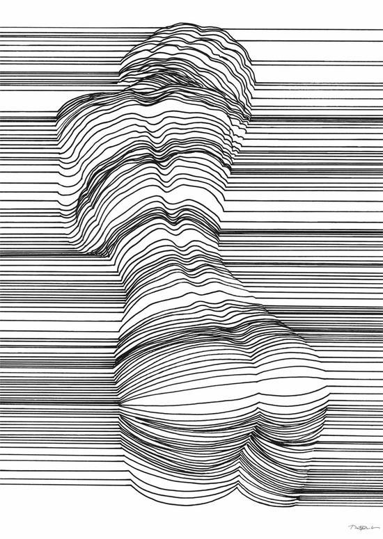 立体图手绘技巧