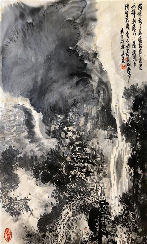 太白诗趣  Libai Poetic Inspiration