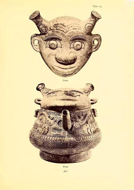 青铜器——人面盉赏析