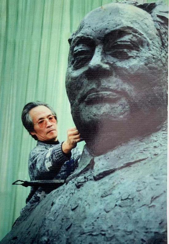 《陈毅市长像》的创作之路