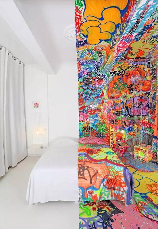 这个有趣的房间