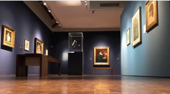 """看最詩意的拉斐爾前派,英國展""""羅塞蒂的肖像"""""""