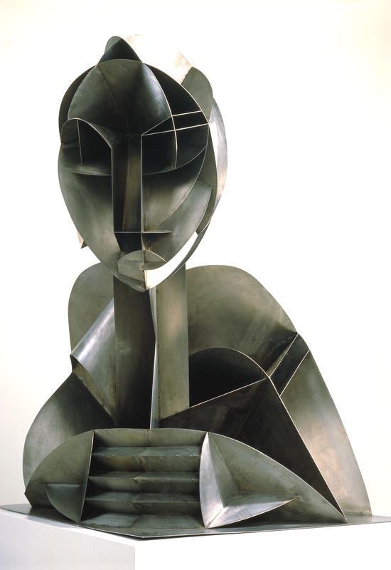 Naum Gabo,建设性艺术先驱