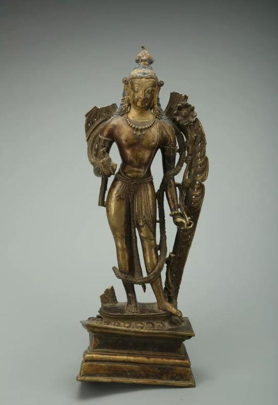 四川博物院展出重要文物竟是来自海关