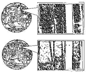 ▲专利中的图示某种微观结构