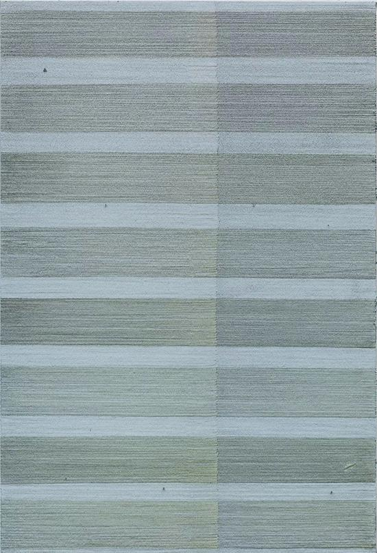 迟群,亮暗之间,120×80cm,布面油彩,2016