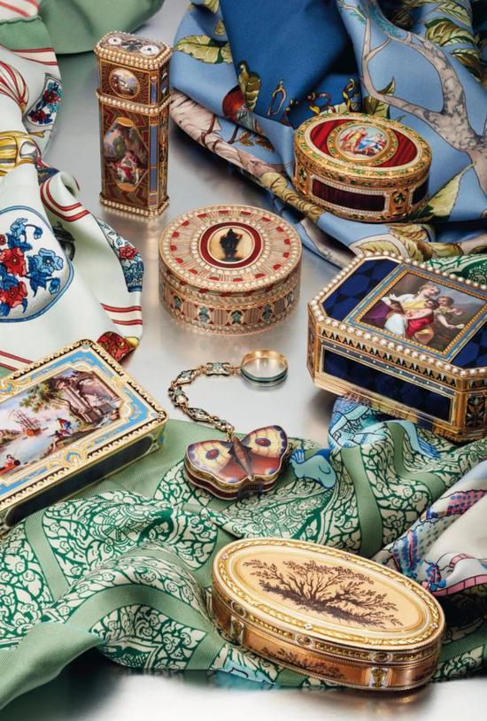 佳士得将于本季香港秋拍期间呈献亚洲首场金盒拍卖