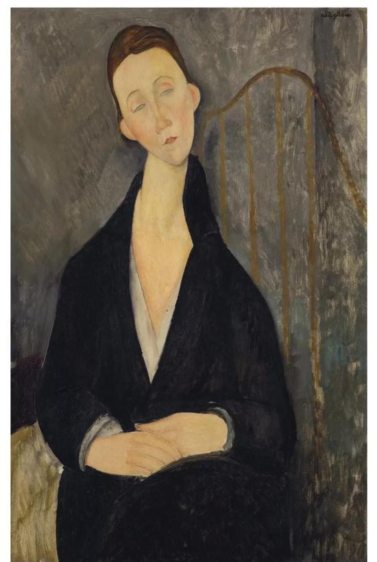 亚美迪欧·莫迪利安尼(1884-1920)