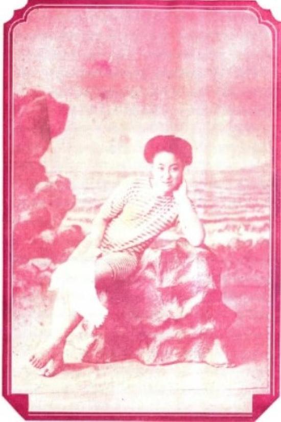 东西美人海水浴,《小说时报》第九号。