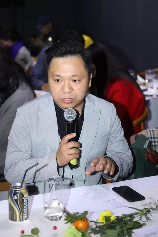 《艺术市场》副主编 武文龙