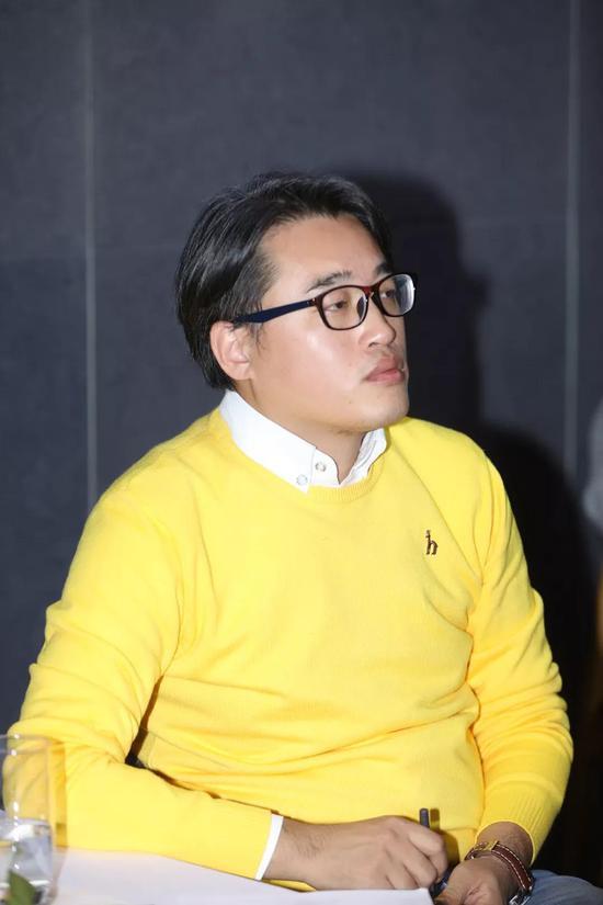 《艺术商业》主编 苏盛鑫