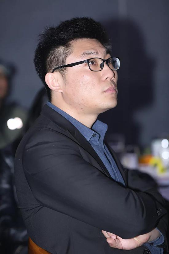 《北京商报》典藏周刊主编 徐磊