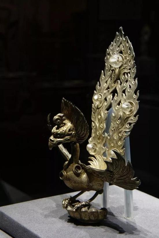 这只鸟凭什么能上《国家宝藏》
