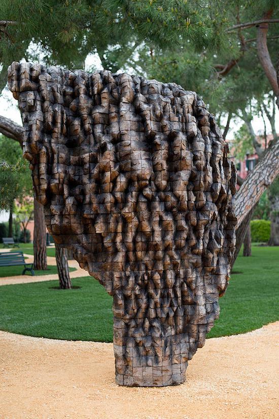 艺术家厄休拉怎么看待木头