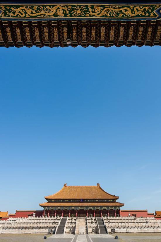 """""""丹宸永固:紫禁城建成六百年""""将在故宫博物院午门展厅开幕"""