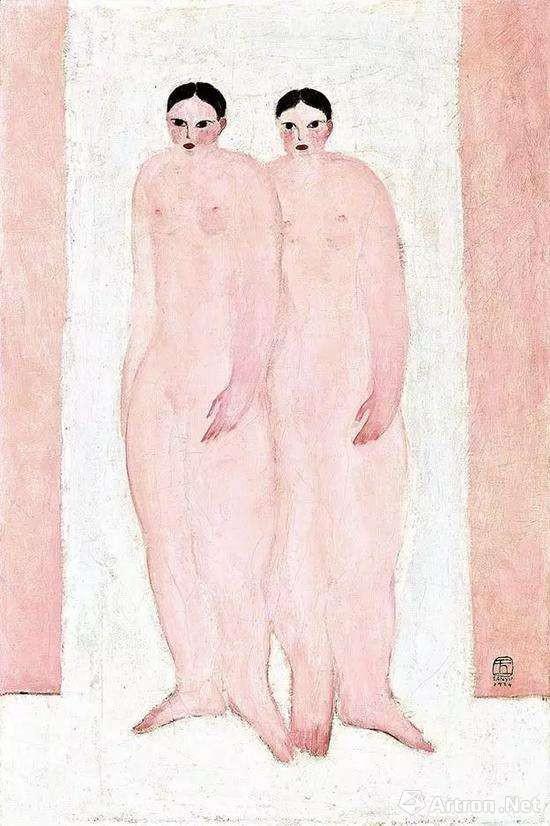 人人都爱浪荡公子笔下女人:常玉五裸女3亿创纪录