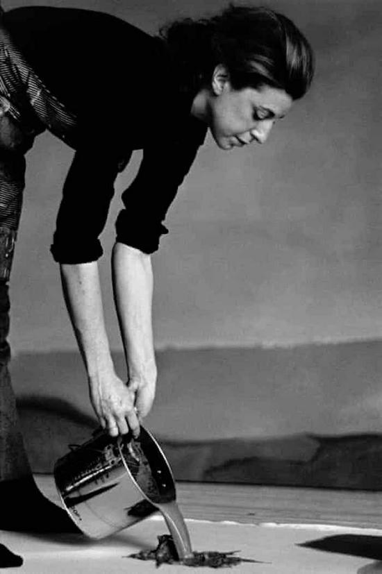 海伦·弗兰肯特尔,1969年