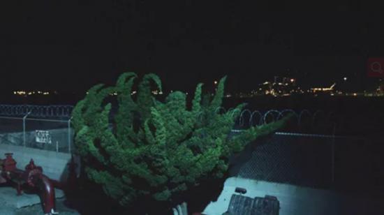 2015年获奖者Cyprien Gaillard的影像作品《夜生活》,14:56min