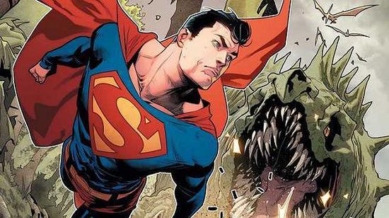 DC旗下的超级英雄超人