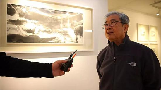山東省美術家協會名譽主席 郭志光