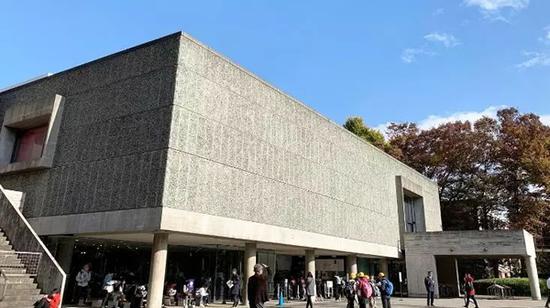 日本国立西洋美术馆