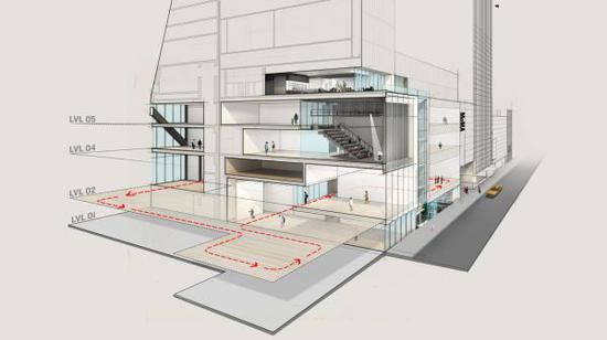 纽约现代艺术博物馆扩建计划