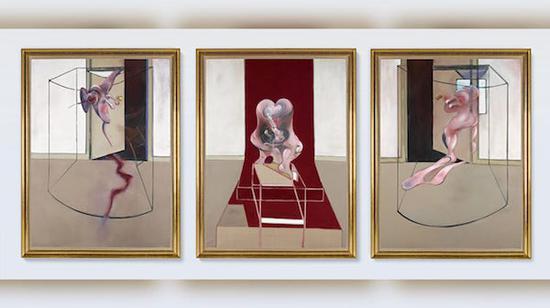 弗朗西斯·培根画作8500万美元成交
