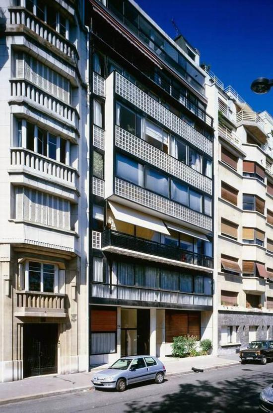法国,1934年,公寓
