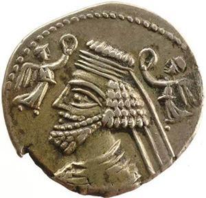 安息國王弗拉特斯五世