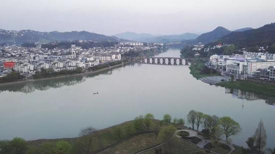 国家历史文化名城歙县
