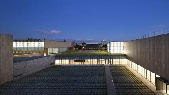 ▲韩国国立现代美术馆