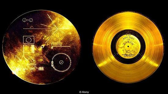 《地球之声》唱片