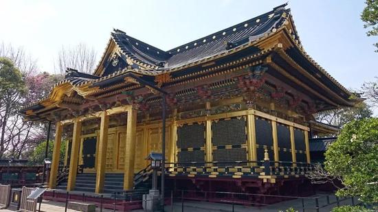 上野东照宫