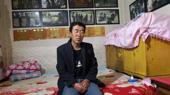 村民李保元的家。新京报记者 王巍 摄