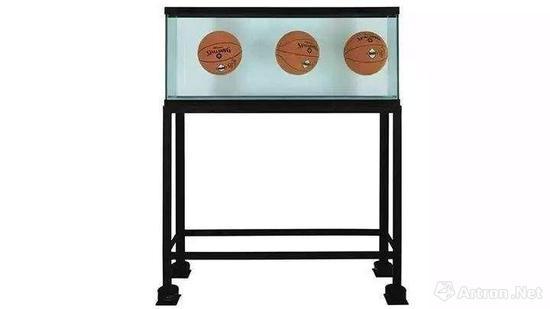 杰夫·昆斯《篮球》