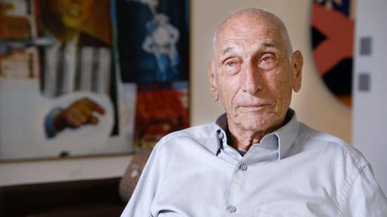 美国当代艺术收藏家特凡·埃利斯享年94岁,是最重要的博物馆捐赠者