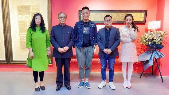 凤箫引-徐洁&燕美双个展在京开幕