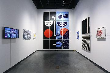 《HALF : HALF》是青年艺术家姚微粒第三次个人艺术展览