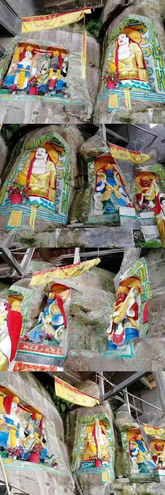 中国颜色审美就看安岳石窟