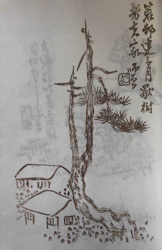 鲁迅收藏的中国水印木刻