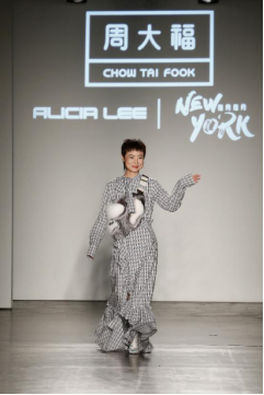 ALICIA LEE品牌创始人及设计师李坤