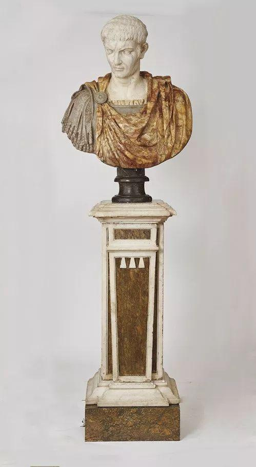 亚历山大大理石像,17到18世纪